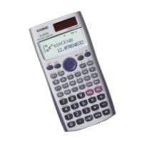 Casio FX115ESP-BK Scientific Calculator, Black Display