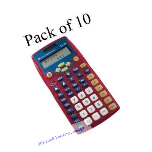 Texas Instruments 10/TKT/2L1/A TI Math Calculator
