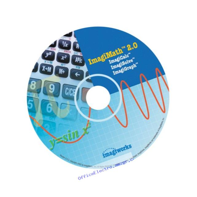 PalmOne ImagiMath Graphing Calculator Software Suite