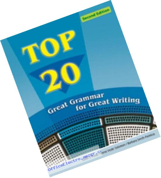 Top 20: Great Grammar for Great Writing