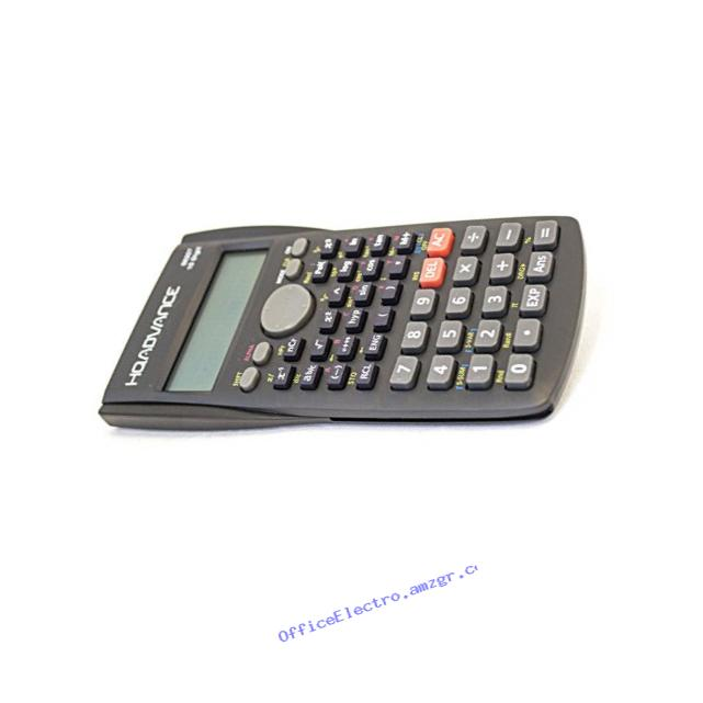 HQ Advance Products Scientific, Slide-on Cover, 10 Digit, Battery Power Calculator (08207)